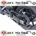 Protège courroie pour Yamaha T-MAX 530