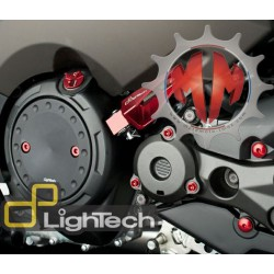 Kit visserie ergal pour transmission tmax 530 LIghtech