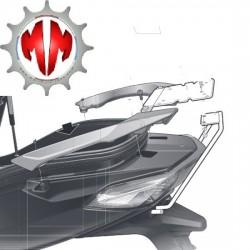 PORTE PAQUET GTS125-300 2012 SHAD