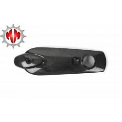 protection carbone bras oscillant avec trou tmax 500