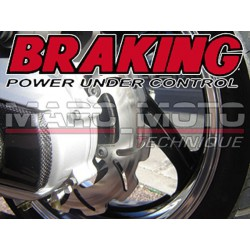 Rear brake disc petal for tmax 2004 to 2010