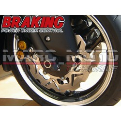 Front brake disc petal for Tmax 2008 (the pair)