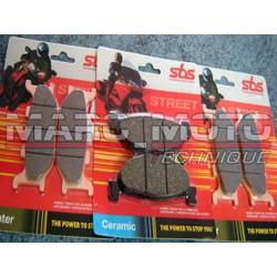 Kit plaquettes av+ar Tmax 2004/2007