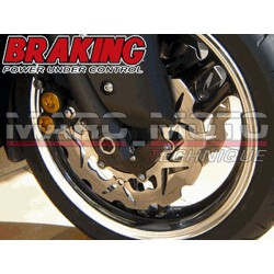 Pack Braking front/back Tmax 2008