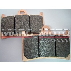 Brake pads front racing Tmax 2008