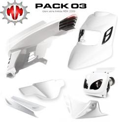 PACK BWS 2004 FULL WHITE BLANC BCD