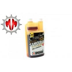 HUILE 2T IPONE SAMOURAI 100% SYNTHETIC