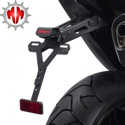 SUPPORT DE PLAQUE TMAX 530 YAMAHA