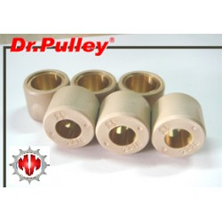Runde Rollen hat Dr. Pulley Tmax 500/Majesty 400.14 16 gr