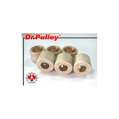 Galets ronds Dr Pulley Tmax 500/Majesty 400.14 a 16 gr