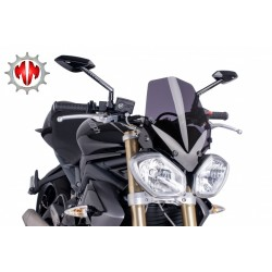 Pare-brise Naked New Generation pour Triumph SPEED TRIPLE