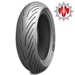 MICHELIN 160/60R15 POWER PURE 67H ARRIERE
