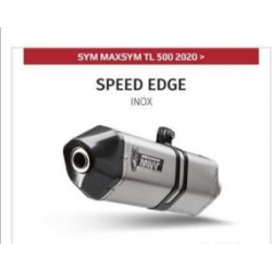 ECHAPPEMENT INOX MAXSYM TL 500