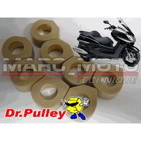 Galet Dr.Pulley Yamaha Tmax 500 / Majesty 400 - 12 a 16 gr