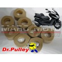 Galet Dr.Pulley Yamaha Tmax 500 / Majesty 400 25X15 - 12 a 16 gr